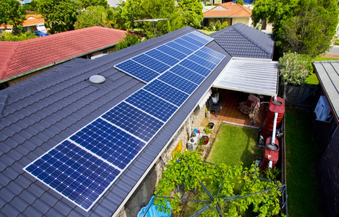 Gold Coast solar panels